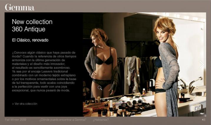 Gemma perfect página web - www.silvialanga.com
